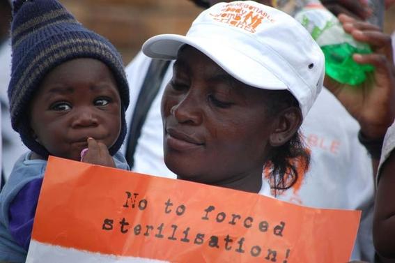 ¿como es la esterilizacion forzosa en sudafrica 3