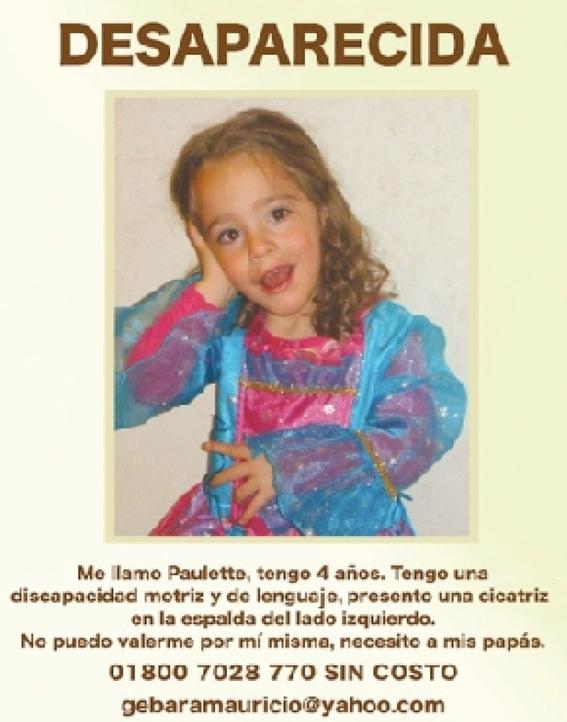¿quien es la nina paulette gebara farah muerta en 2010 1