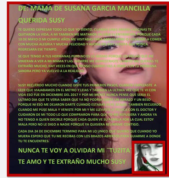 victimas de feminicidio frida guerrera 19