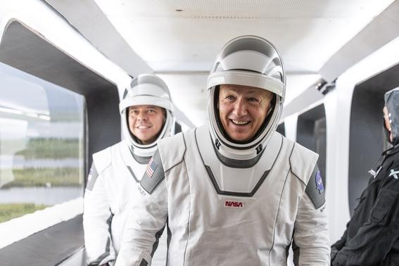 video en vivo lanzamiento de spacex y nasa 1