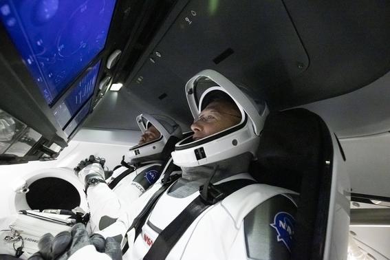 video en vivo lanzamiento de spacex y nasa 2
