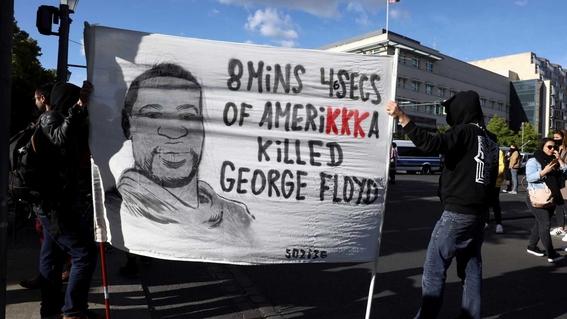 ¿por que fue detenido george floyd en estados unidos 2