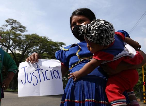 siete soldados violan a una nina indigena en colombia 1