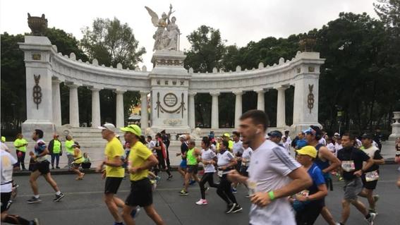 cancelan maraton y medio maraton de la cdmx por coronavirus 2
