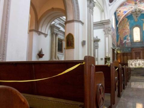 regresaron las misas presenciales en coahuila 1