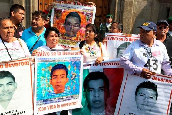 la fgr informo que continuara abierto el caso ayotzinapa 1