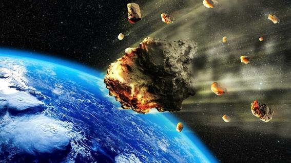 5 asteroides se acercaran a la tierra esta semana 1