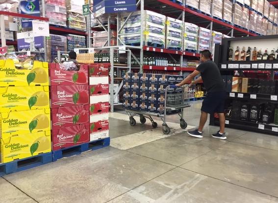 video regreso de ley seca provoca compras de panico en yucatan 2