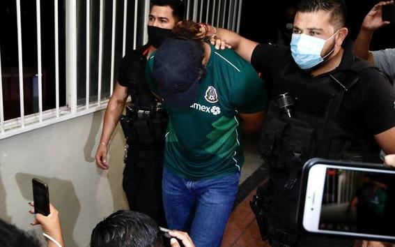 sergio mitre de saraperos de saltillo acusado de feminicidio y violacion 2