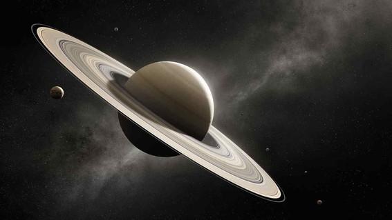 ¿cuando puedo ver los anillos de saturno 1