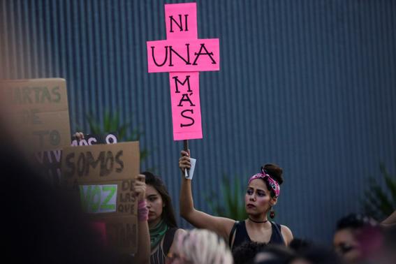 feminicidios en mexico aumentan en junio 2