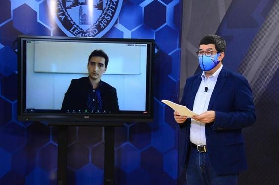 disena joven cientifico chihuahuense dispositivo para detectar covid en el aliento 1