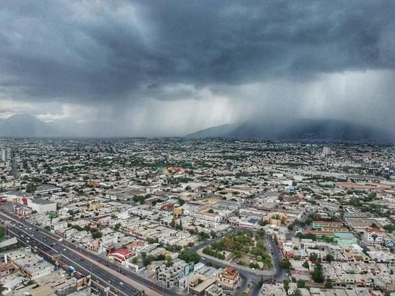 fotos de la tormenta tropical hanna en monterrey 4
