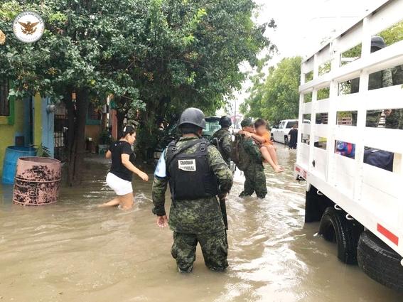 huracan hanna muertos desaparecidos 2