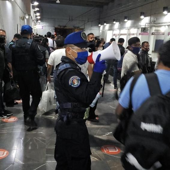 metro cdmx viajaprotegidochallenge 2