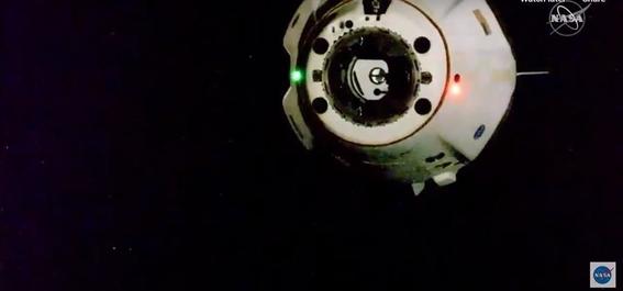 asi fue el regreso de la mision spacex a la tierra 4