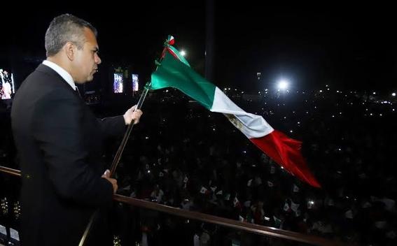 ecatepec cancela fiestas patrias septiembre 2