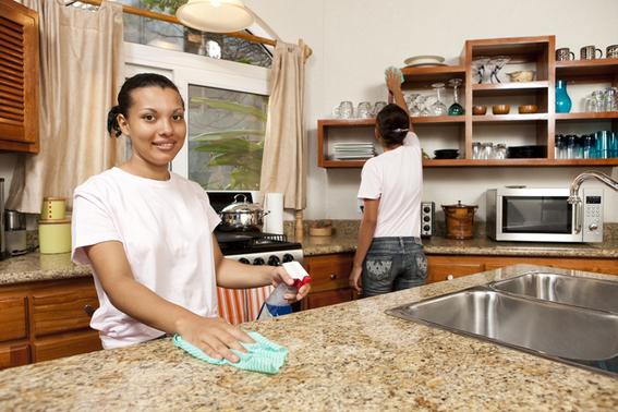 lucha por los derechos de las trabajadoras del hogar 1