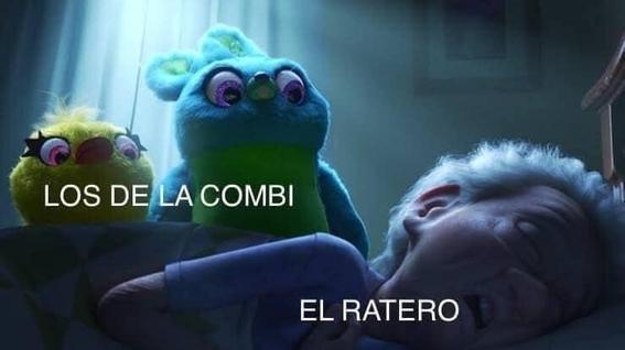 memes ladron combi mexico texcoco 7
