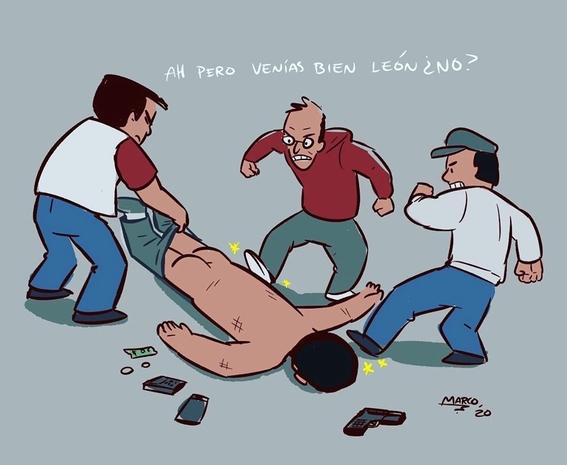 memes ladron combi mexico texcoco 11