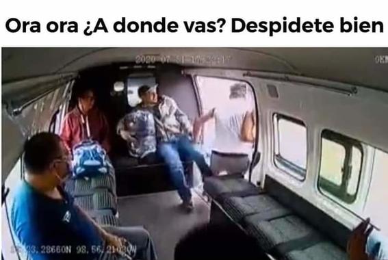memes ladron combi mexico texcoco 12