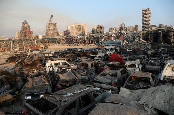 causas de la explosion de beirut libano 2