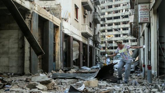 estos son los testimonios de sobrevivientes de explosion en beirut 1