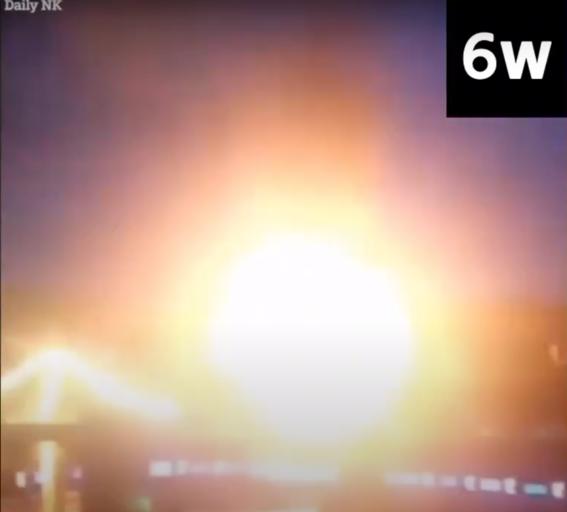 reportan explosion en corea del norte; habria al menos 15 muertos 1