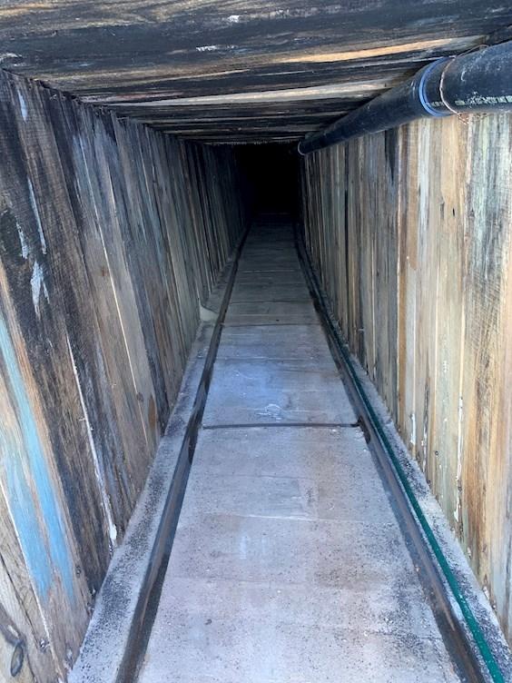 descubren el tunel clandestino mas sofisticado en la historia de eua 2