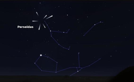 ¿cuando y donde ver la lluvia de estrellas de las perseidas en mexico 1