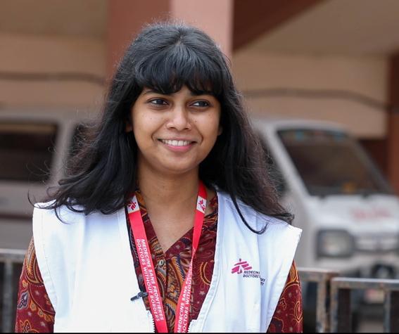 las poderosas imagenes de medicos en la india un pais azotado por el covid19 2