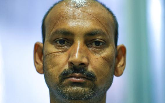las poderosas imagenes de medicos en la india un pais azotado por el covid19 7