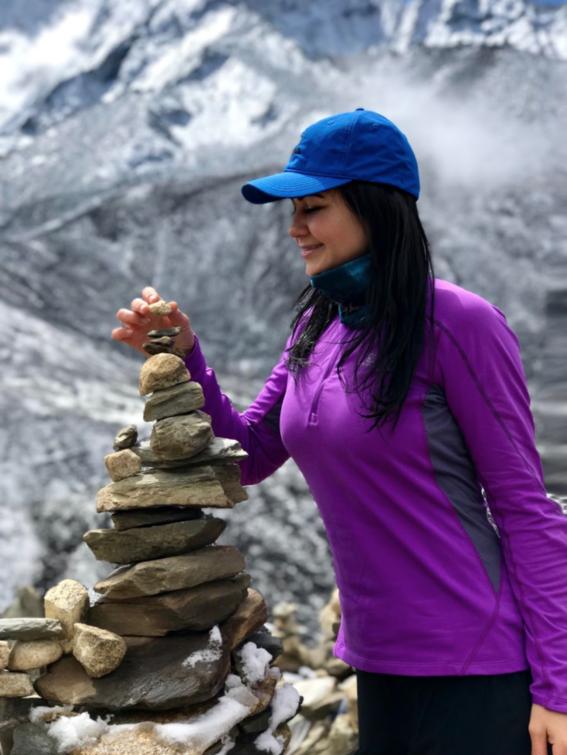 viridiana alvarez la alpinista mexicana que conquisto un record guinness 2