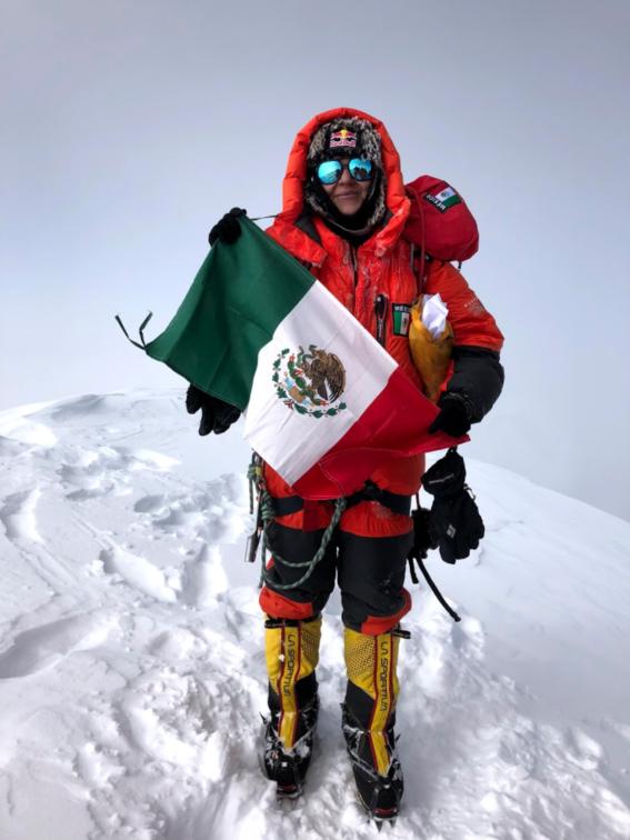 viridiana alvarez la alpinista mexicana que conquisto un record guinness 3