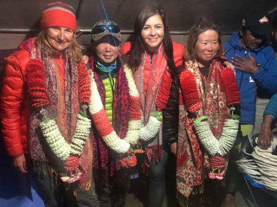 viridiana alvarez la alpinista mexicana que conquisto un record guinness 4