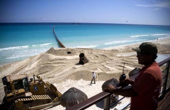 extraccion y venta de arena extraida de quintana roo 1