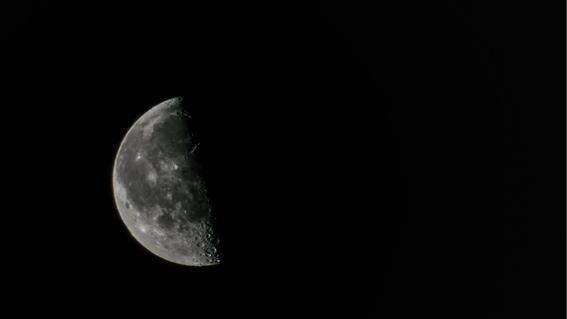 ¿como cuando y donde puedo ver la luna negra en mexico 2