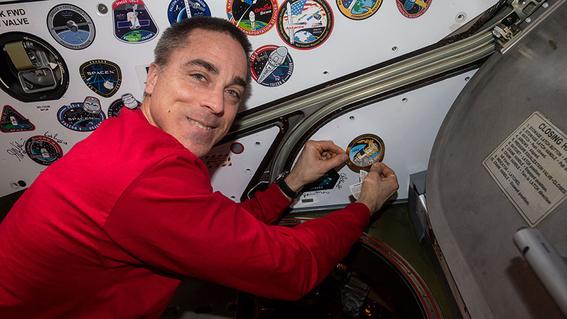 fuga de aire estacion espacial internacional 2