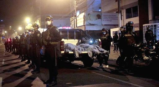 mueren 13 personas en estampida humana durante fiesta en cuarentena 1