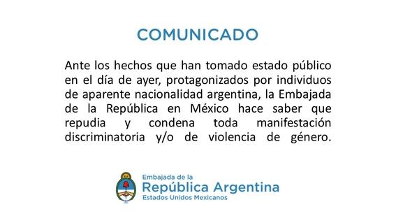 fiscalia investiga a lady argentina 1
