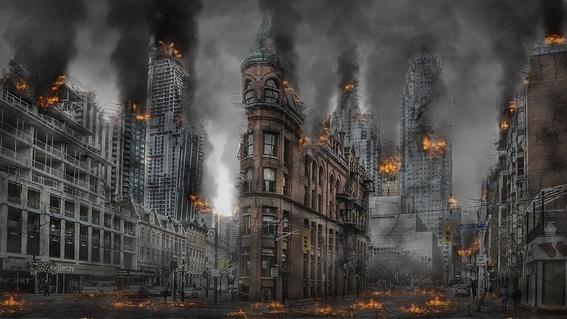 cientifico describe un apocaliptico escenario para el fin del mundo 1