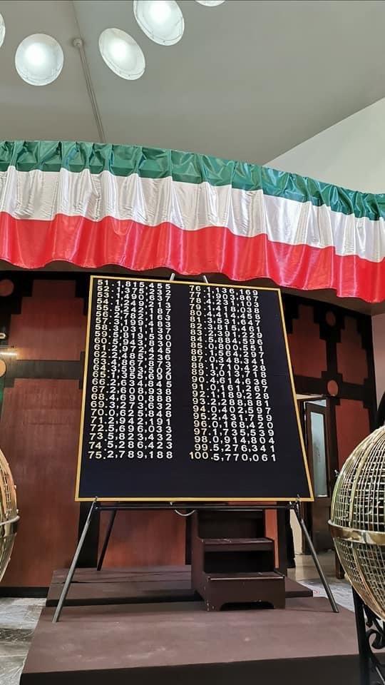 ganadores rifa avion presidencial cachito loterial nacional 4