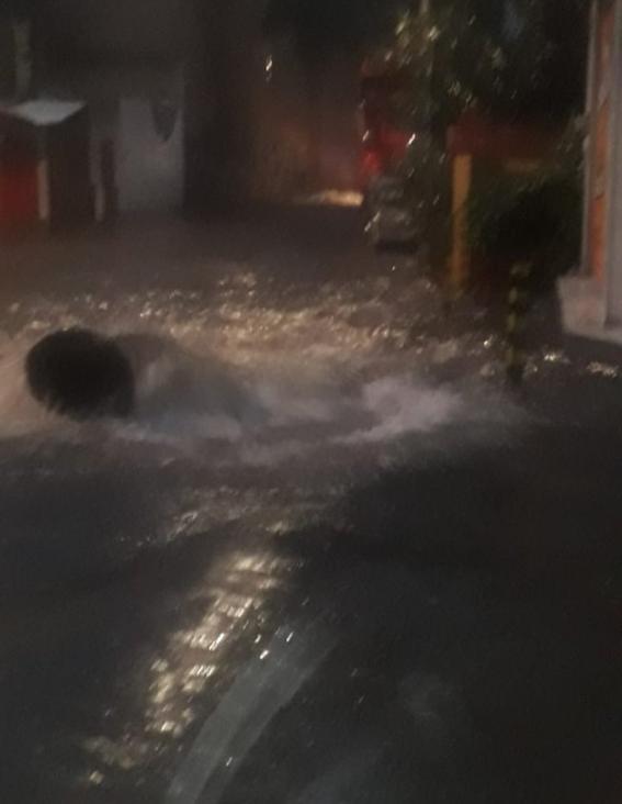 lluvia azota a la cdmx la noche del 16 de septiembre 1