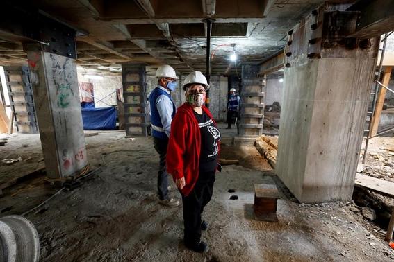 damnificados del sismo de 2017 entre la reconstruccion y la covid en mexico 1