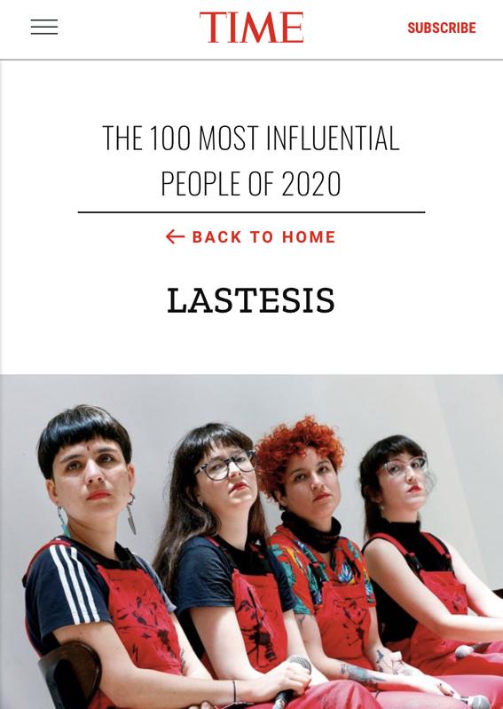 lastesis revista time 1