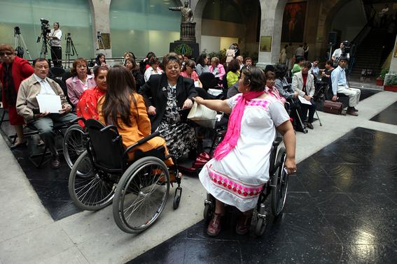 discriminacion de mujeres con discapacidad en mexico 3