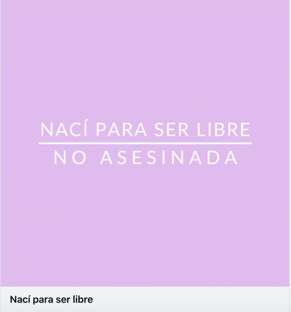 marco de perfil de facebook feminicidio jessica gonzalez morelia 3