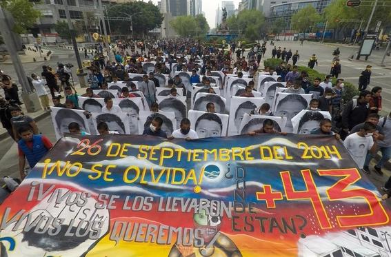 renombran calles centro historico 43 ayotzinapa 1