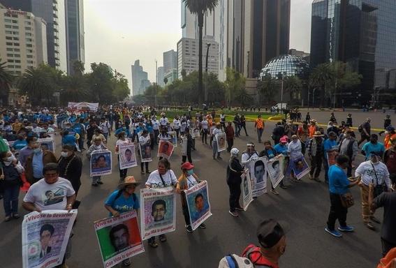 renombran calles centro historico 43 ayotzinapa 3