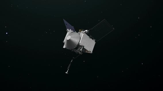 nasa sonda osiris rex asteroide bennu 2